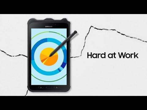 Galaxy Tab Active2 | Works as hard as you do