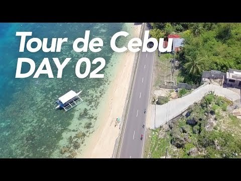 Biking the Entire Island of Cebu DAY 02 (Carcar, Argao, Dalaguete, Alcoy, Samboan)