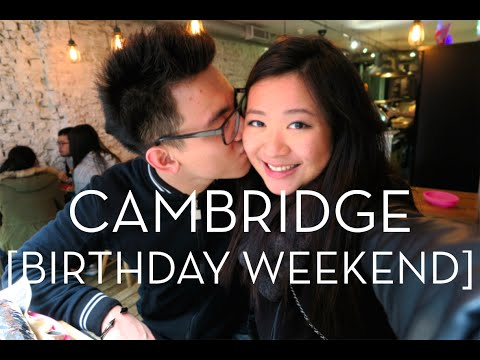 Cambridge Vlog | Birthday Weekend, Reunited with the Boyfriend & Wagamama