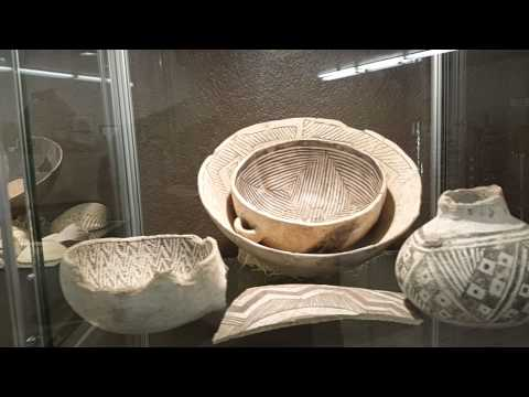 Besh Ba Gowah Archaeological Park museum; Globe Arizonia HD Part 3