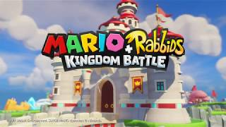 Mario + Rabbits Kingdom Battle - Mijn eerste Gameplay/Game Ervaring (Nintendo Switch) (Nederlands)