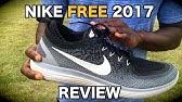 3370e78f634 NIKE FREE RN COMMUTER 2018 ( BLACK & WHITE ) REVIEW - YouTube