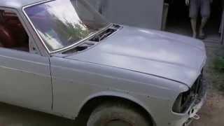 Mercedes restoration w123 видео 75, машинку отдаем на покраску(, 2014-06-17T08:48:44.000Z)