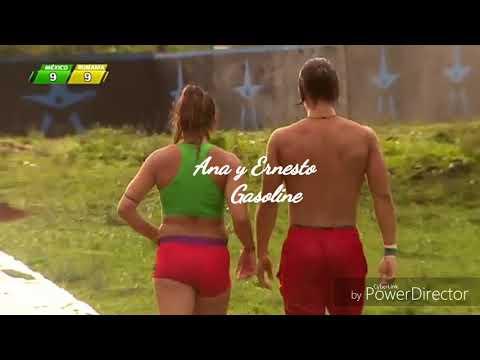Ana y Ernesto -Exatlón Mx