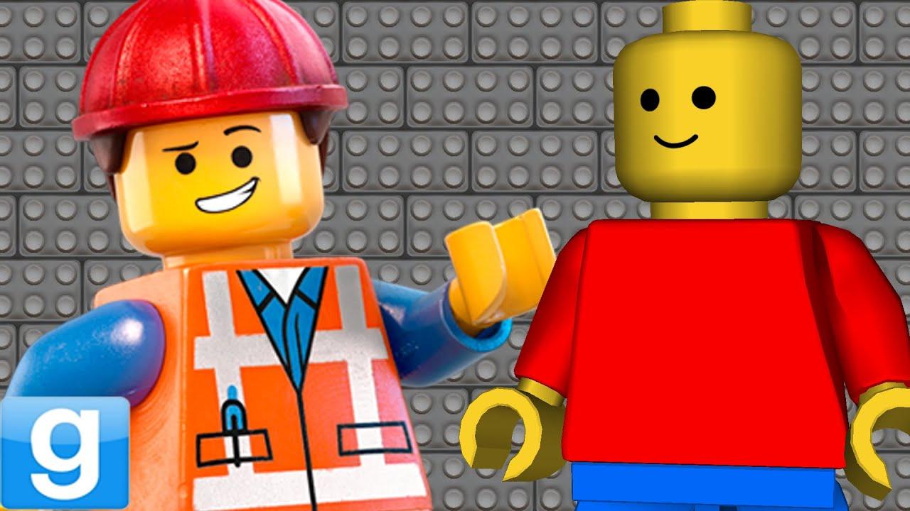 FILMING THE LEGO MOVIE Gmod Lego Ragdolls Mod Map Garrys Mod – Gmod Jurassic World Map
