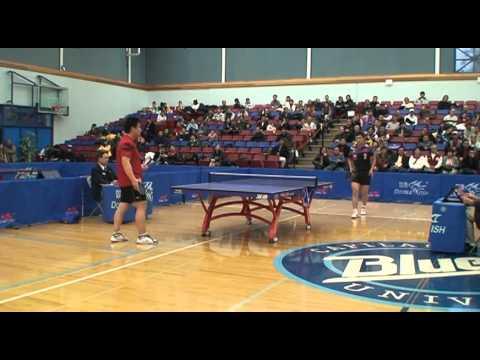 (SF) LIU JiKang vs WANG Zheng (3) - 2010 Double Fish Canada Open