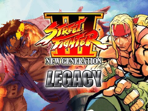 THE NEW GENERATION - Street Fighter 3: SF Legacy 2016 (Part 9)