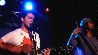 Andy Grammer - Amazing - Brighton Music Hall 2/11/12