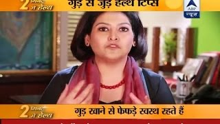 Dr Shikha Sharma reveals the health benefits of jaggery