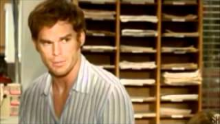 Dexter season 2 trailer/promo