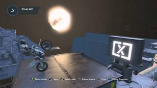 Trials Fusion - [X] Hypervoid - My custom track (Ninja Level 2)