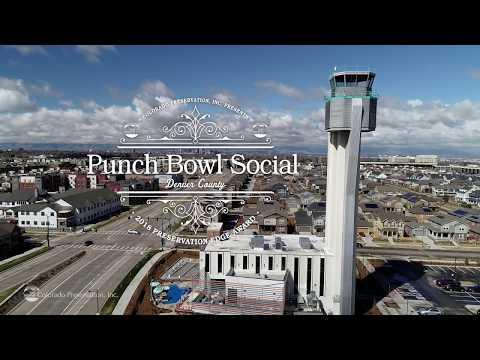 2018 Preservation Edge Award - Punch Bowl Social
