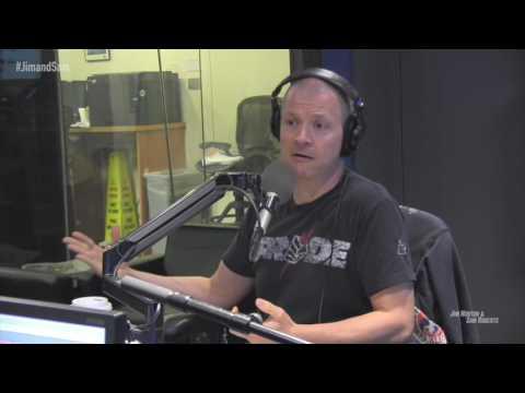 Abrasive Caller Shawn Wants to Run Jim & Sam's Show