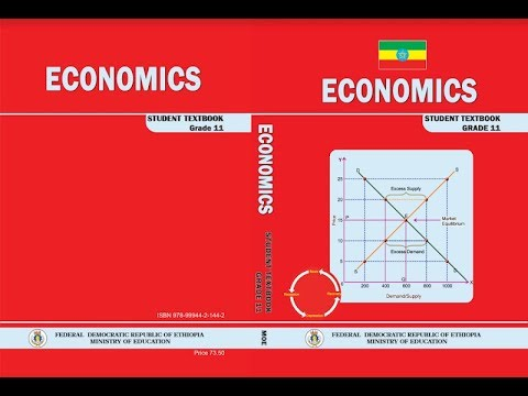 How to Download ECONOMICS For Grade 11 and 12 Student(MOE