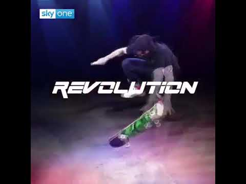 Revolution tv show sky one