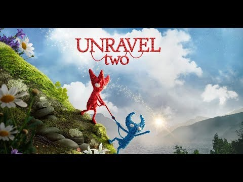 UNRAVEL 2 GAME PLAY |