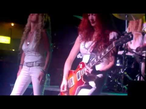 Zepparella All Female Led Zeppelin Tribute (Ramble On)
