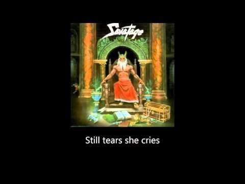 Savatage - Strange Wings (Lyrics)