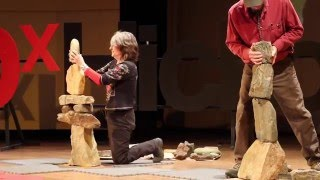 Rock-Stacking | Phillip and Venus Bowman | TEDxHickory