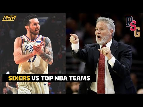 Sixers vs Top #NBA Teams | Philly Sports Guys