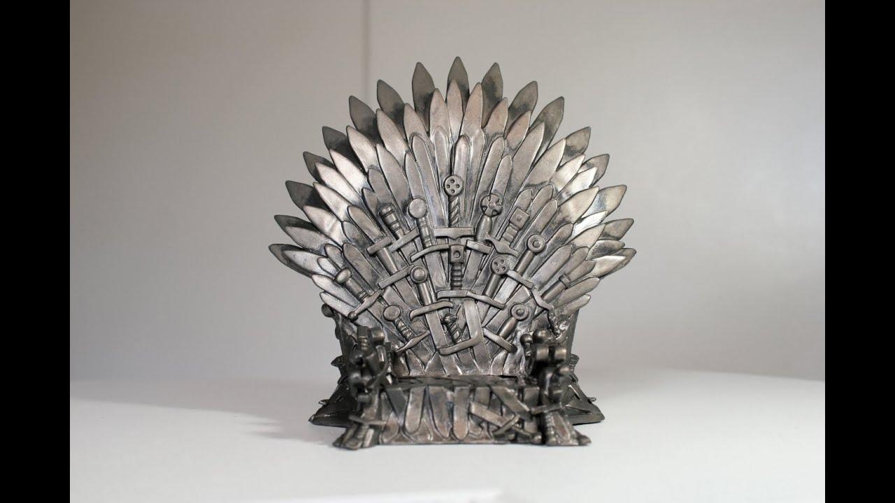 Game of Thrones IRON THRONE Funko Pop review  YouTube
