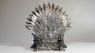 Game of Thrones IRON THRONE Funko Pop review