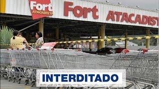 Plantão OCP 01/07/15 (Interdição Fort Atacadista Jaraguá do Sul)