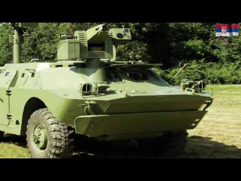 New 2010 - Military of Serbia - HD - High Definition Trailer