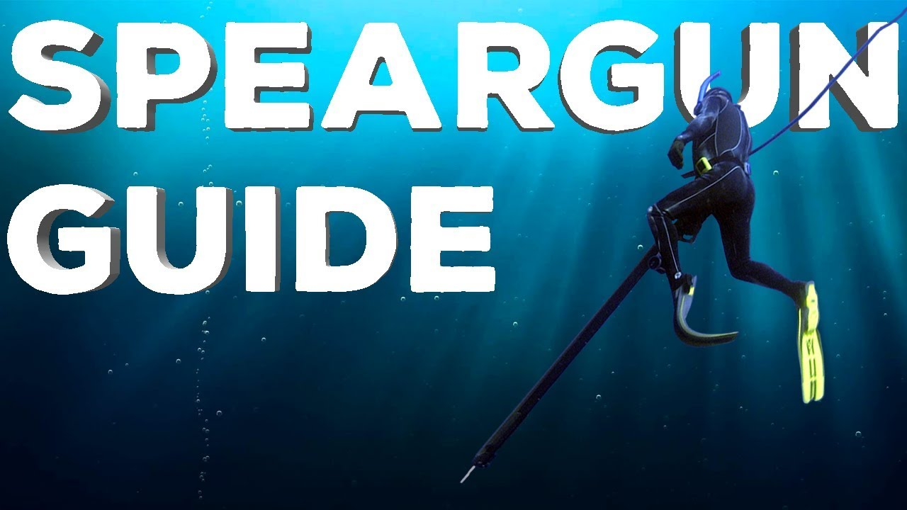 7 Best Spearguns - [Detailed Reviews, How-Tos + Buyer's Guide]