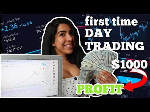 I Tried Day Trading Bitcoin For A Week (Complete Beginner)