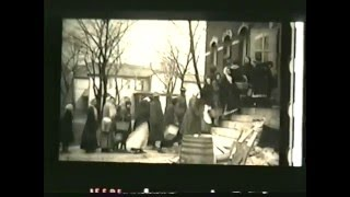 Unique early newsreel footage of the 1913 Flood that devastated Dayton, Ohio.
