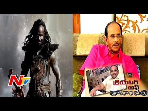 Kaalakeya Kiliki Languague Will Also Be In Baahubali Part 2 | Reveals KV Vijayendra Prasad
