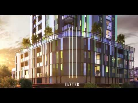 Baxter St Apartments in Fortitude Valley by Forrester Properties