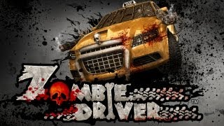 Zombie Driver Gameplay (PC HD)