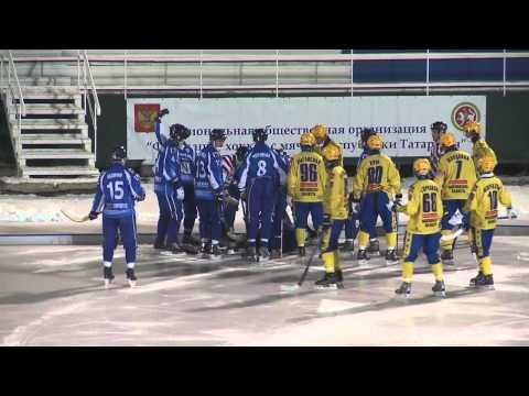 Хоккей с мячом. Чемпионат России 2013-2014 (3)
