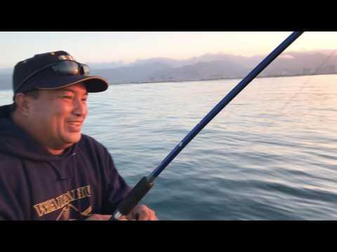 Ulua Fishing with Alfred Maglangit