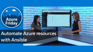 Automate Azure resources with Ansible | Azure Friday