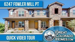 6247 Fowler Mill Pt, Colorado Springs, CO 80923 | FOR SALE!