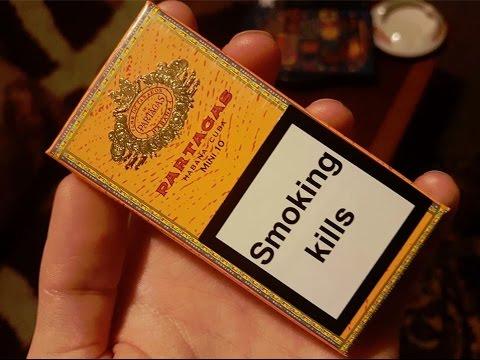 Partagas Mini Cigar Review