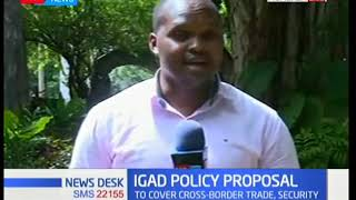 Trade Ministers from IGAD region adopt new policy framework