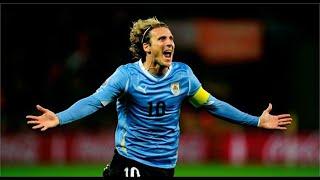 Todos los goles de Uruguay en el Mundial 2010