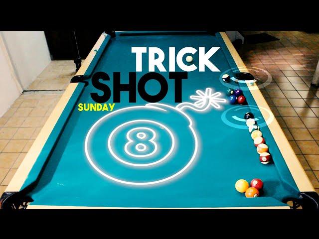 Trick Shot Sunday 🎱📼: Week 7