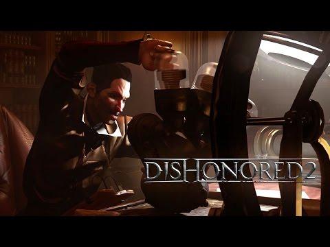 Dishonored 2 - Kill the Grand Inventor Trailer