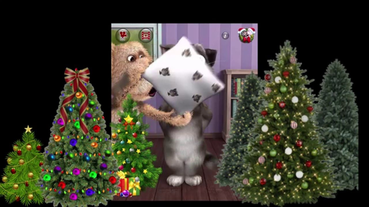 talking tom cat 2 happy new year wishes and greetings cartoon for kids new year 2016 apple youtube