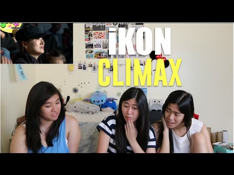 iKON- Climax Reaction