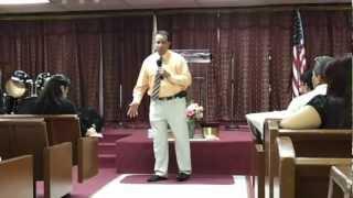 Iglesia Bethel, Pastor Carlos Sotelo