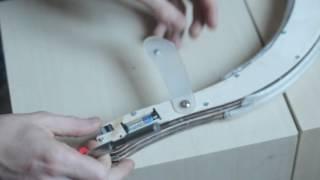 Замена батарейки в светодиодных бугенгах
