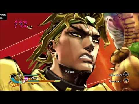 All Giorno And Dio Interactions (Jojo's Bizarre adventure Eyes of Heaven)