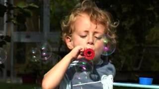 Sifflet à bulles Pustefix