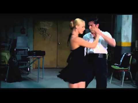 Scena di Tango in Take the Lead con  Antonio Banderas